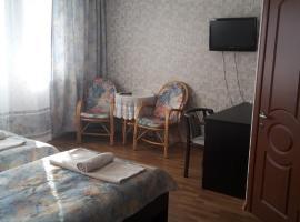 Guest House Selena, вариант проживания в семье в Краснодаре