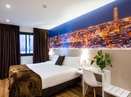 Hotel BestPrice Gracia, hotel in Barcelona