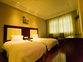 GreenTree Inn Beijing Yanqing District Gaota Road Express Hotel