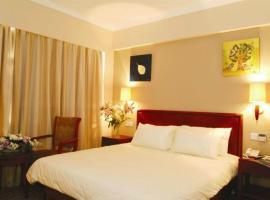 GreenTree Inn Beijing Miyun District West Bridge Road Haiyi Manor Express Hotel