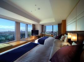 Hotel Associa Shin-Yokohama, hotelli Jokohamassa