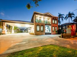 Athena Motel Apartments, hotel in Toowoomba
