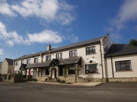 The Lagoon Restaurant and Guesthouse, hotel near Cloughaneely Golf Club, Termon