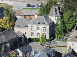 Chateau Cardinal, family hotel in Durbuy