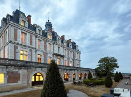 Château Saint-Michel, The Originals Relais (Relais du Silence)