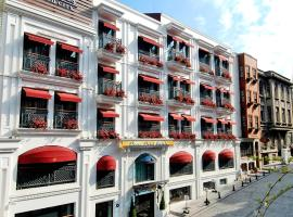 Dosso Dossi Hotels Old City, hotel in Istanbul