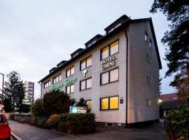 Nürnberger Trichter, hotel near Langwasser Messe underground station, Nürnberg