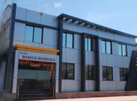 Hotel Maneck Residency, hotel in Ooty