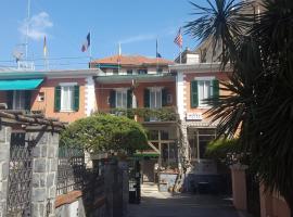 Hotel Villa Marosa, hotel a Rapallo