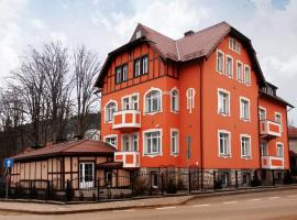Willa San Remo, pet-friendly hotel in Kudowa-Zdrój
