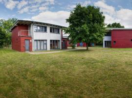 Basiskulturfabrik Öko-Hotel