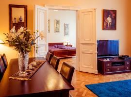 Apartment Vodičkova 11, hôtel à Prague près de: Métro Můstek