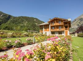 Hotel Les Montagnards, hotel in Morgex