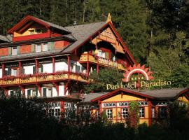 Parkhotel Sole Paradiso, Hotel in Innichen