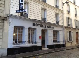 Royal Wagram, ξενοδοχείο σε 17ο διαμ., Παρίσι