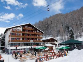 Hotel THE LARIX ski-in ski-out
