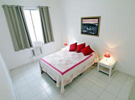 Rio's Spot Apartment D026, hotel near Rio de Janeiro Botanical Gardens, Rio de Janeiro