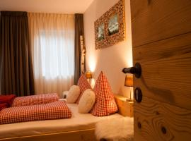Preindlerhof Apartment