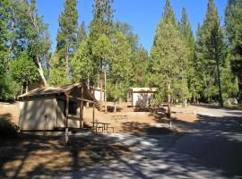 Yosemite Lakes Bunkhouse Cabin 32