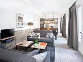 Luxury 3 Bedrooms Le Marais I by Livinparis