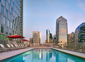 Residence Inn by Marriott San Diego Downtown/Bayfront, hotel in San Diego