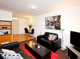 Cunningham Terrace 4, budget hotel in Perth