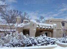 Sagebrush Inn & Suites, hotel in Taos