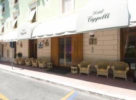 Hotel Cappelli، فندق في مونتيكاتيني تيرمي