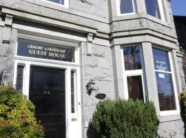 Bonaccord Guest House, pet-friendly hotel in Aberdeen
