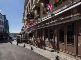Entre Terre Et Mer, hotel in Honfleur