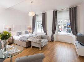 Edinburgh Castle Apartments, self catering accommodation in Edinburgh