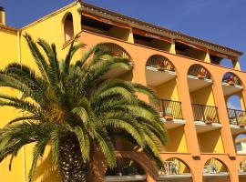 Appart'Hôtel Agathea, hotel in Cap d'Agde
