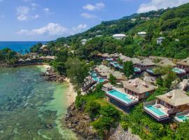 Hilton Seychelles Northolme Resort & Spa, hotel a Beau Vallon