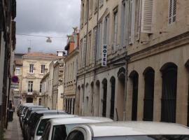 Hôtel Singulier Bordeaux, hotel in Bordeaux
