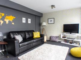 Modern Central Family-Home for 6, hotel near Victoria Park, London