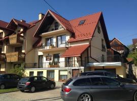 Willa Nad Strumykiem, hotel in Szczawnica