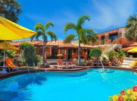 Blue Seas Courtyard