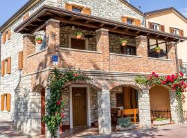 Apartment Stancija Rosello, room in Novigrad Istria