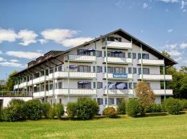 Balkonzimmer Hotel Garni Lambach, hotel a Seebruck