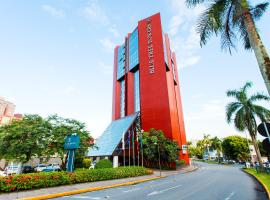 Blue Tree Towers Joinville, hotel near Joinville Arena, Joinville