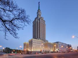 Хилтон Москва Ленинградская