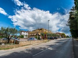 Vilola, budget hotel in Umag