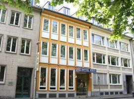 Hotel Eden - Am Hofgarten, Hotel in der Nähe von: AnBau 35, Bonn