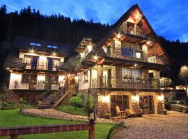 Dworek Pod Jodłami, hotel near Gubalowka Mountain, Zakopane