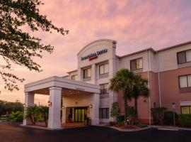 SpringHill Suites St Petersburg Clearwater, hotel near Pier 60, Clearwater