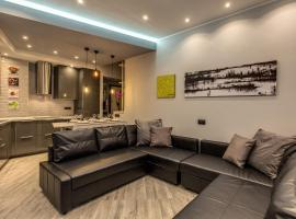 Lux Apartment, hotel near Lucio Sestio Metro Station, Rome