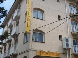 Plaça Vella, hotel near Delta de l'Ebre, Sant Carles de la Ràpita