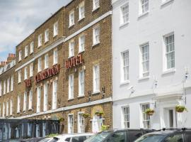 The Clarendon Hotel, pet-friendly hotel in London