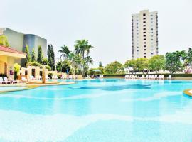 Pattaya Jomtien Holiday Apartments in Jomtien Beach Condominiums
