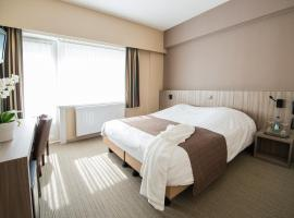 Hotel Princess, budget hotel in Ostend